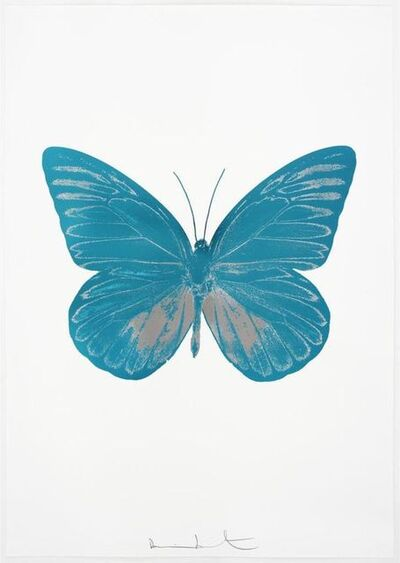 Damien Hirst, 'The Souls I - Topaz - Silver Gloss', 2010