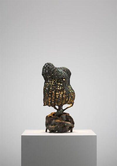 Nacho Carbonell, 'Light Green Bronze Mesh', 2019