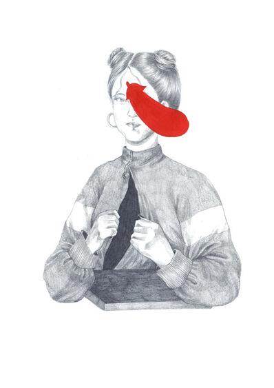 Anapurna Ana Sainz, 'Retrato #5', 2019