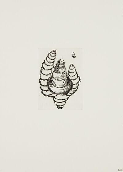 Louise Bourgeois, 'Untitled (Maggot), from Anatomy portfolio', 1989-1990