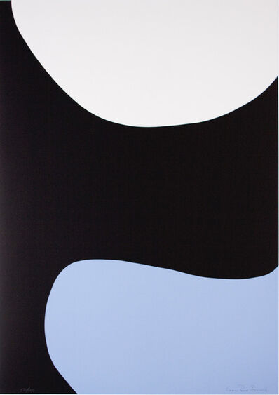 Leon Polk Smith, 'COLOR FORMS (D)', 1974