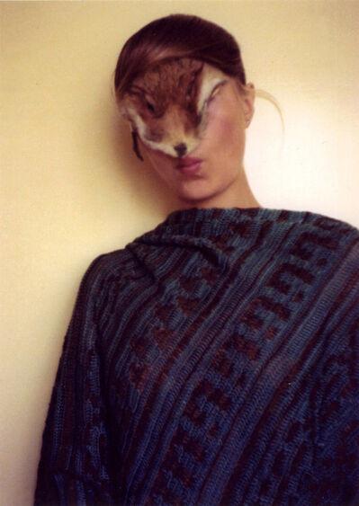 Birgit Jürgenssen, 'Ohne Titel (Selbst mit Fellchen) / Untitled (Self with Little Fur)', 1974/2011