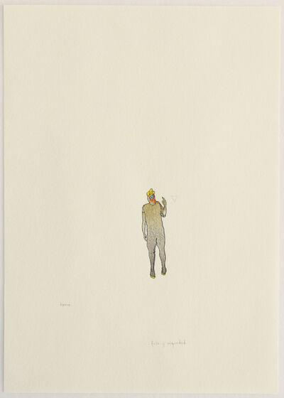 Cesar González, 'Elemental. Tierra. Frio y sequedad.', 2017