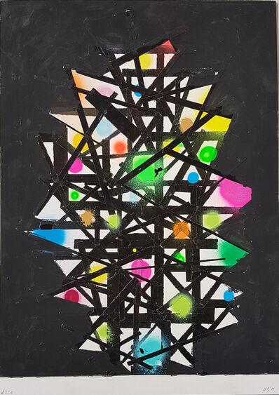 David Batchelor, 'Atomic Drawing 220', 1997-2019