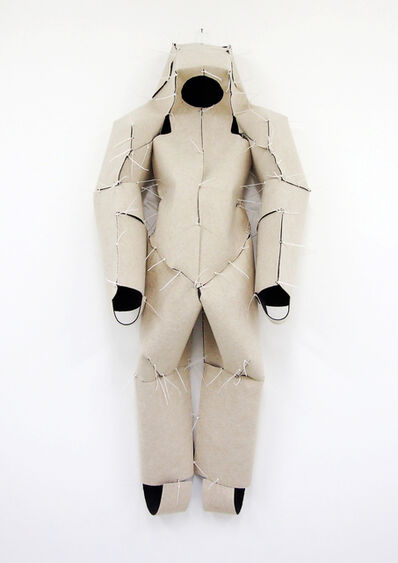 Didier Faustino, 'Home Suit Home (Diabolo Taupe)', 2013
