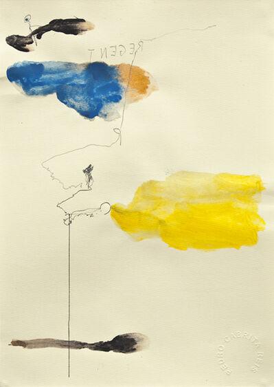 Cabrita, 'Os desenhos da praia #32', 2011