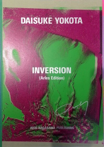 Daisuke Yokota, 'INVERSION (Arles Edition)', 2016