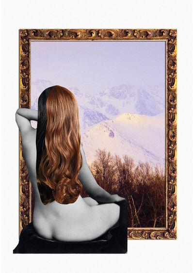 Damla Özdemir, 'Naked Observer', 2015