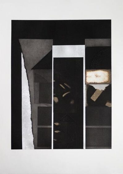 Louise Nevelson, 'Untitled from 'Aquatints portfolio'', 1973