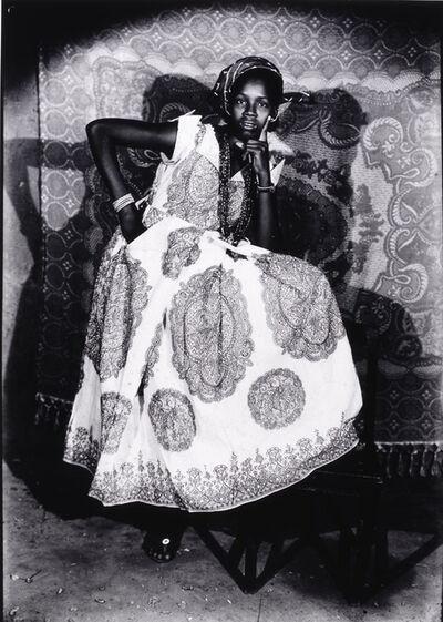 Seydou Keïta, 'Sans titre (Jeune femme du début des années 50)', 1949