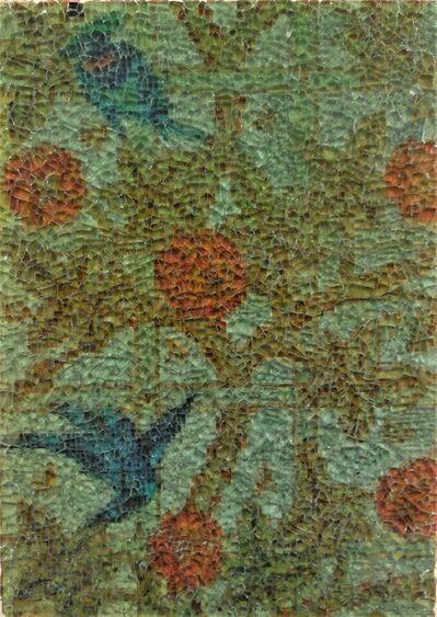 Barbara Strasen, 'Glass Birds, Flowers, Vines', 2019