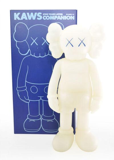 KAWS, '(5 YEARS LATER) GID BLUE', 2004
