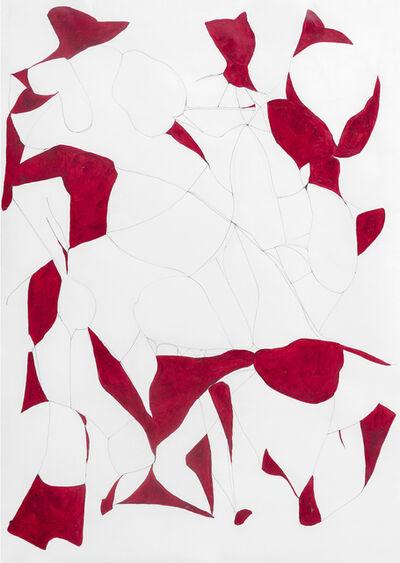 Adriana Carambia, 'Transparent R', 2015