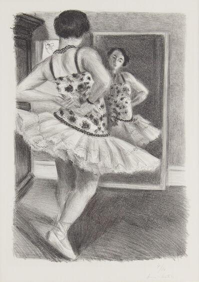 Henri Matisse, 'Danseuse Refletee Dans La Glace', 1927