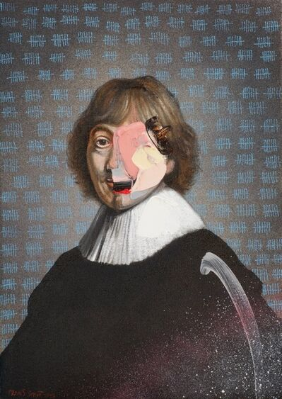 Frans Smit, 'After Rembrandt, Portrait of Jacob de Gheyn III', 2019