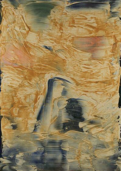 Dan Christensen, 'Baja', 1975