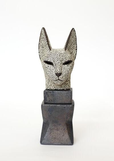Mokichi Otsuka, 'Sacred Cat', 2017