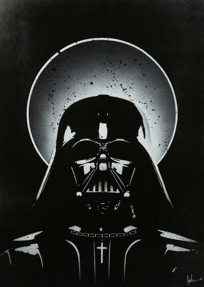 FAKE, 'Holy Vader (White)', 2015