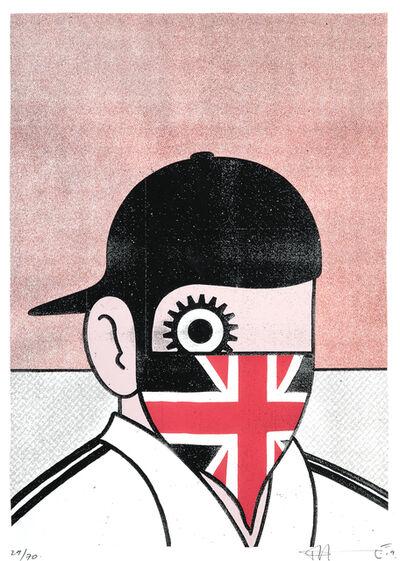 Paul Insect, 'Clockwork Britain', 2019