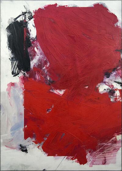 Ivo Stoyanov, 'Red #21', 2016