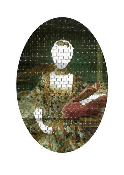 Imrana Tanveer, 'I see a premonition (12)', 2016