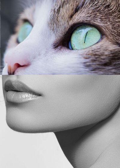 kiki Castel Landon, 'cat woman', 2016