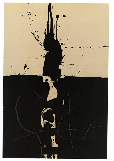 Manolo Millares, 'Dibujo', 1961