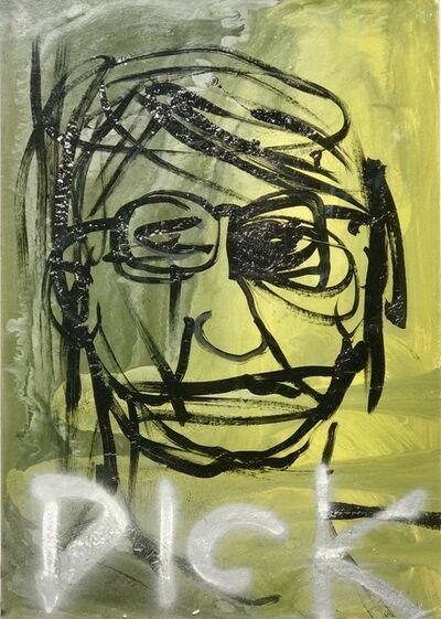 Adam Cullen, 'Dick (Dick Watkins)', ca. 2001
