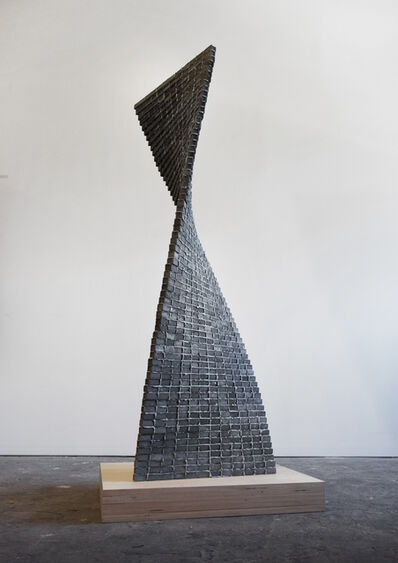 Aaron Stephan, 'Model for an Impossible Monument', 2019