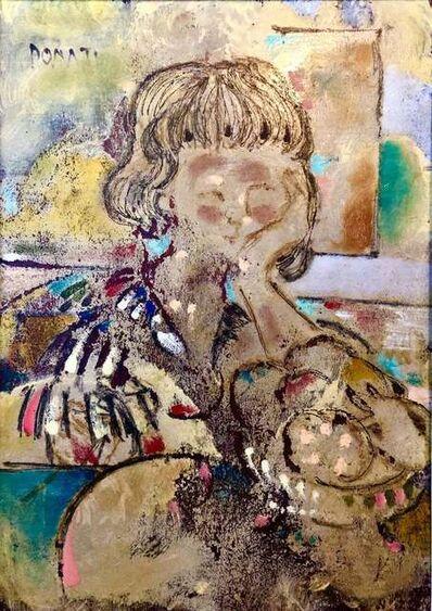 Lazzaro Donati, 'La Ragazza Ungherese', 1963