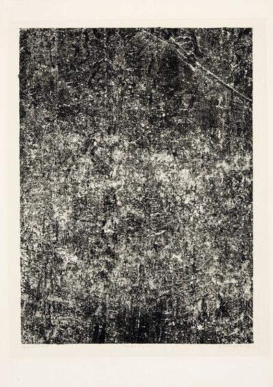 Jean Dubuffet, 'Travail d'usure'