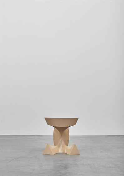 Aldo Bakker, 'Sitting Table (Urushi)', 2018-2019