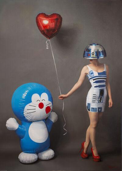 SJ Fuerst, 'Robot', 2014