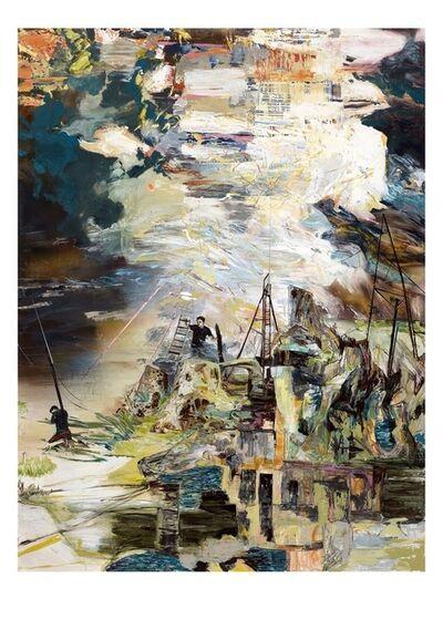 Hernan Bas, 'The Signalmen*', 2013