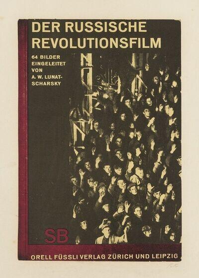 R. B. Kitaj, 'Der Russische Revolutionsfilm (Ramkalawon 79)', 1969-1970
