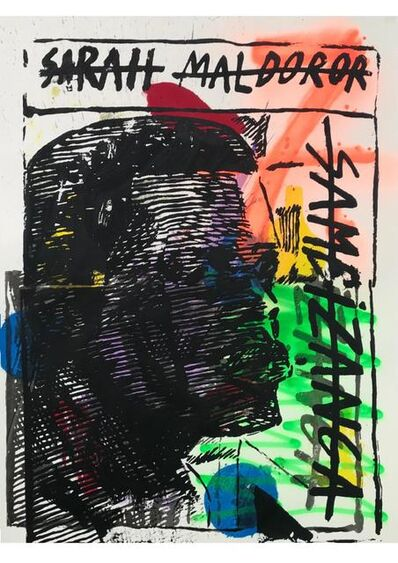 "Francisco Vidal, '""Sambizanga #7""', 2020/21"