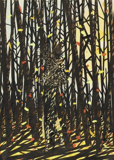 Barnaby Furnas, 'Wood Collector 1', 2003