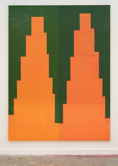 Shaan Syed, 'Double Split Minaret 1', 2020