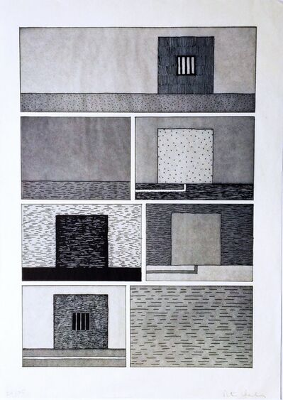 Peter Halley, 'Untitled for Brooklyn Academy of Music (BAM)', 1991