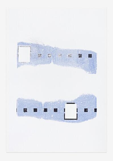 Ronald de Bloeme, 'Kurzstrecke 10', 2016