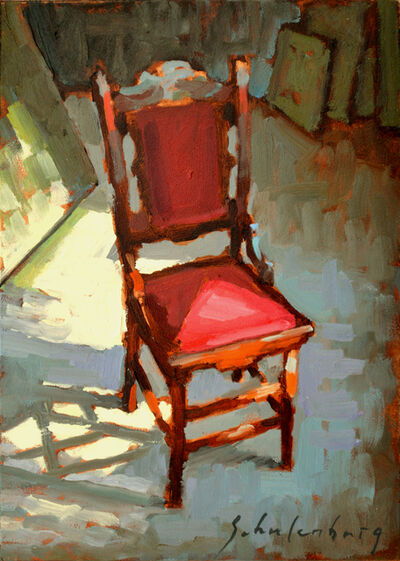 Paul Schulenburg, 'Studio Chair', 2019