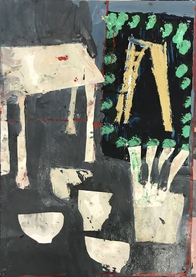 Florence Hutchings, 'Studio Ladder I ', 2019