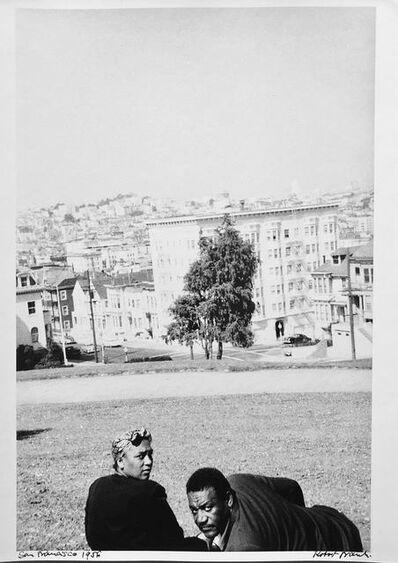 Robert Frank, 'San Francisco ', 1956
