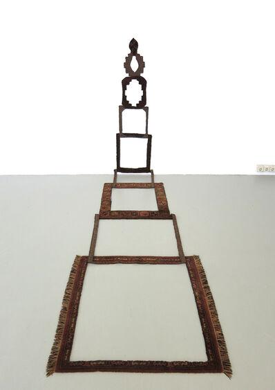 Oscar Abraham Pabon, 'El Origen del cuadrado', 2014