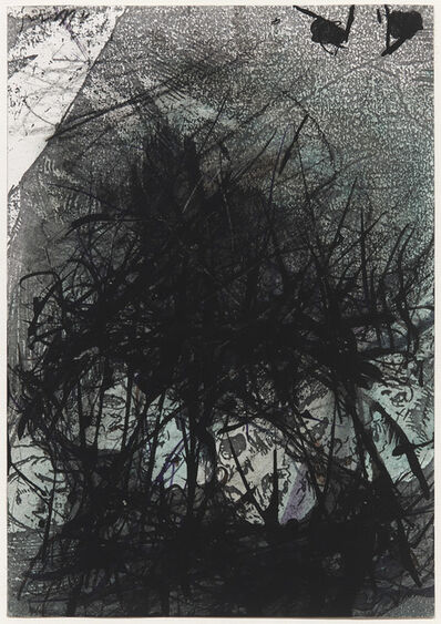 Arnulf Rainer, 'Goya Serie no. 81', 1983