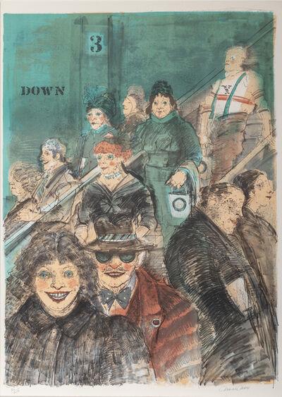 Marcia Marx, 'Down', ca. 1975
