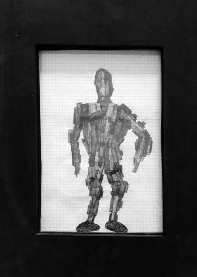 Fernando Campana, 'da série Robôs 14 ', 2017