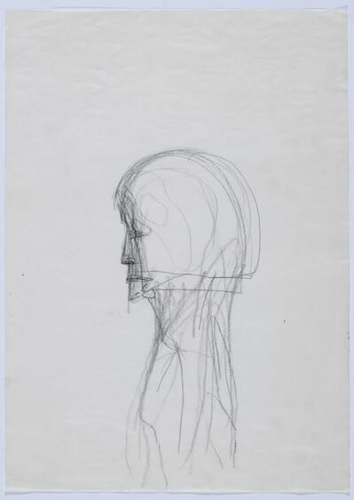 Walter Pichler, 'Ohne Titel (Alte Figur)'