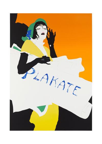 Alex Dordoy, 'Plakate', 18