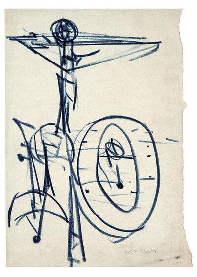 Emerson Woelffer, 'Untitled', ca. 1950